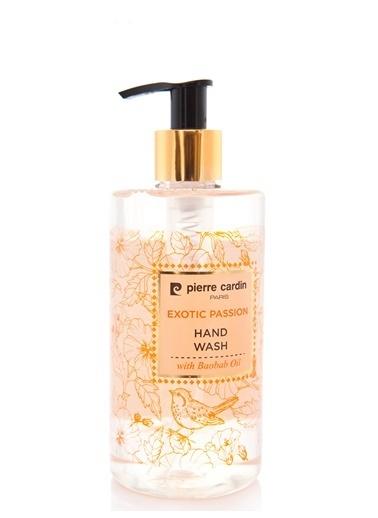Pierre Cardin Exotic Passion E Vitaminli Nemlendirici Sıvı El Sabunu - 350 ML Renksiz